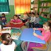 У школској библиотеци