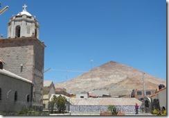 San Martin  und Cerro Rico
