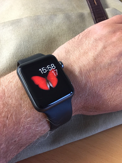 My Apple Watch