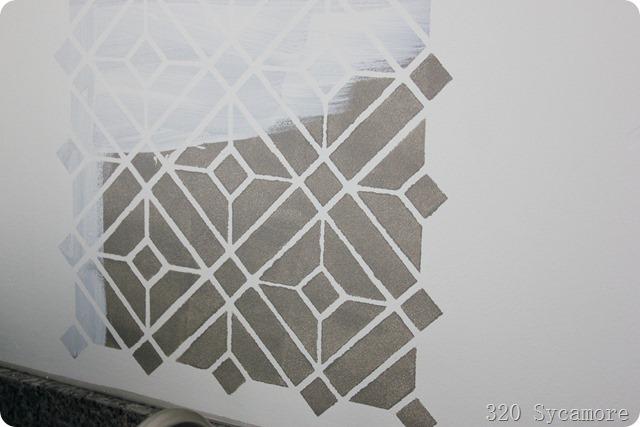 stencil 320 sycamore