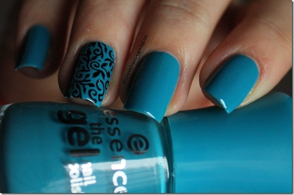 Essence The Gel Nailpolish - Let´s get lost