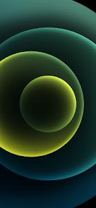 Dark Green Wallpaper iPhone 12