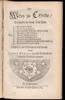 Der Weeg zu Christo Verfasset in Neun Buchlein (1682,in German)