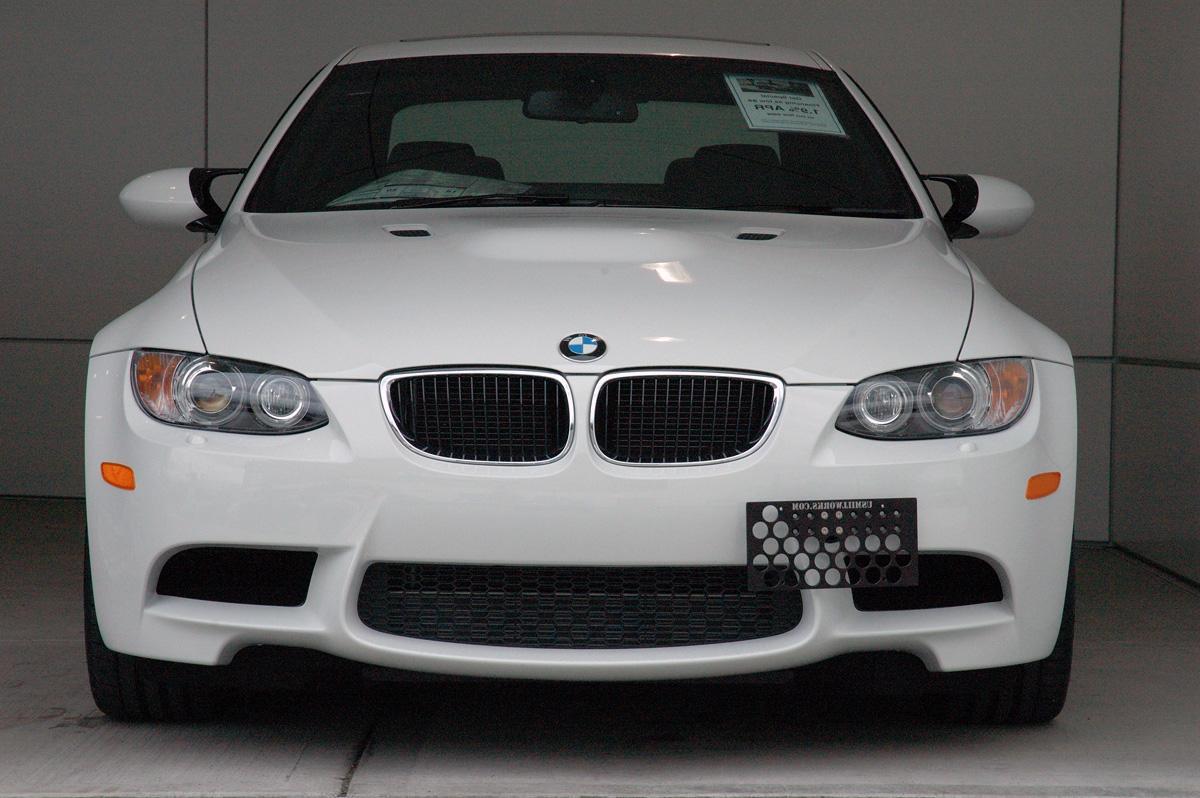 2011 E92 BMW M3 Coupe