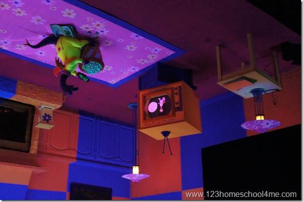 imagination with figment ride at epcot in disney world