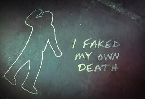 Fikcyjny nieboszczyk / I Faked My Own Death (2009) PL.TVRip.XviD / Lektor PL