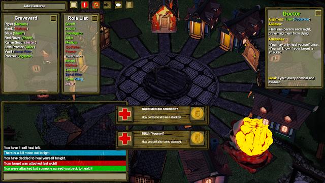 Town of Salem - Doctor Achievements