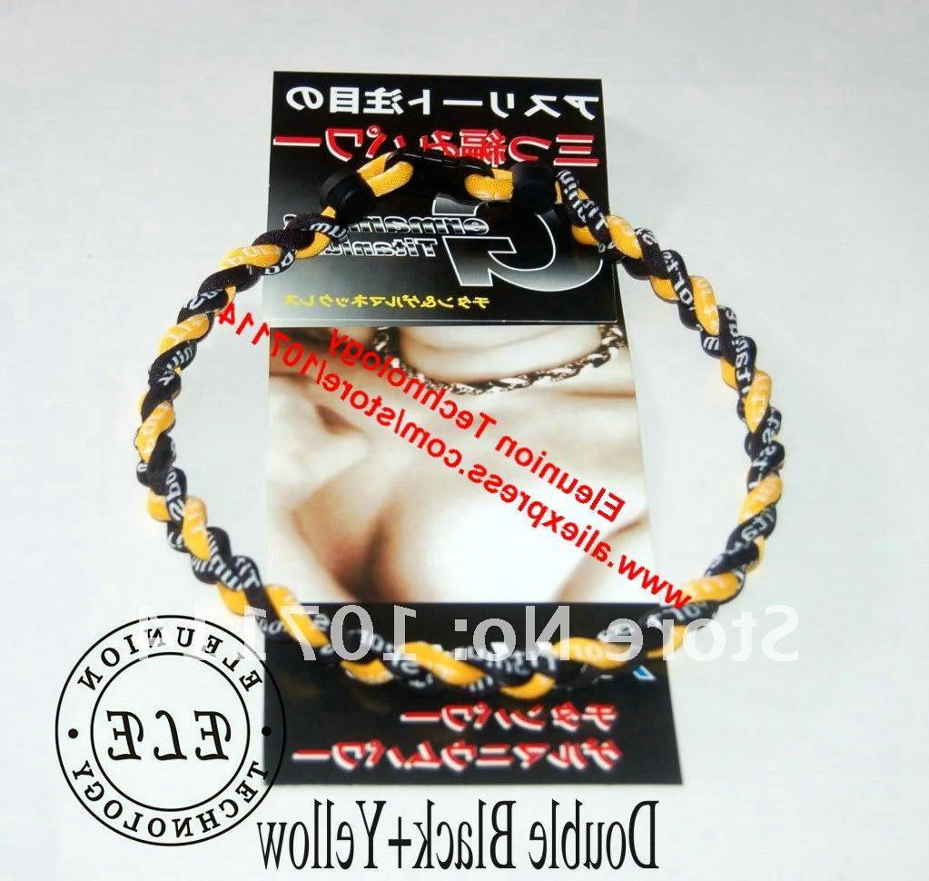 Wholesale 40 45 48 50 55 3 ropes titanium wedding rings, titanium wedding