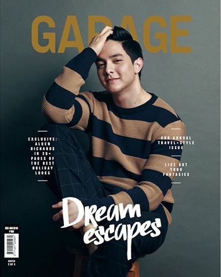 Alden Richards - Garage Dec-Jan 2016