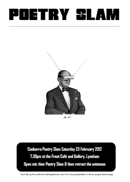 Canberra Poetry Slam