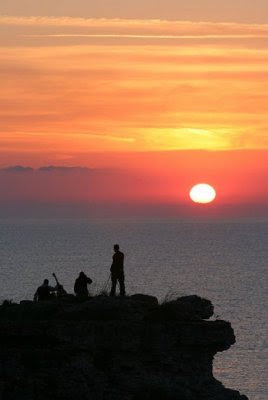 восход солнца июль
