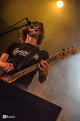 Truckfighters au Hellfest 2015