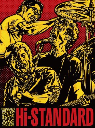 [MUSIC VIDEO] Hi-Standard – Live at Air Jam 2011 (2012.02.22/AVI/1.6GB)