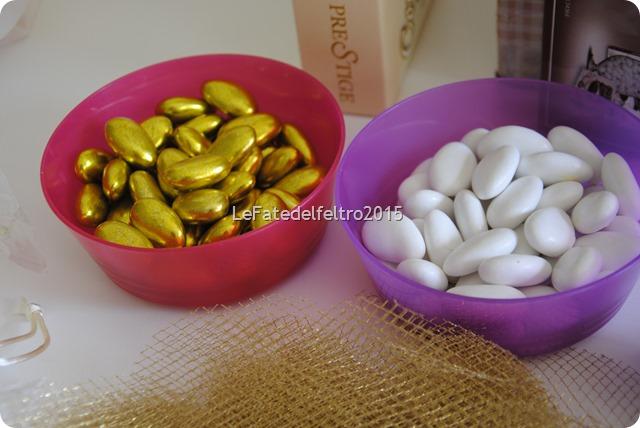 Nozze d'oro bomboniere