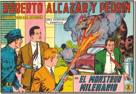 Roberto Alcázar y Pedrín