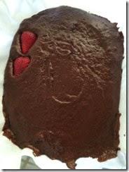 Ricetta Torta fragole e cioccolata 2