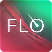 Free flowing infinite runner - FLO Game Icon