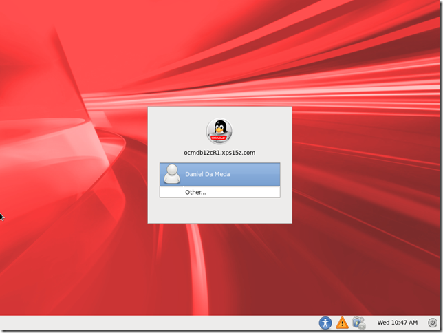 Install OS Screen 43