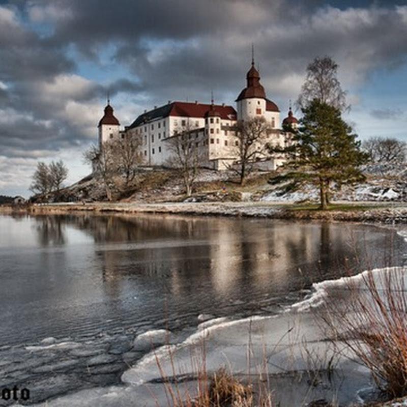 Läckö Castle National Monument Swedish.