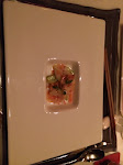 2nd course of Edward Kwon's special dinner at Park Rotana's Teatro