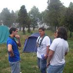 Montaje del Campamento