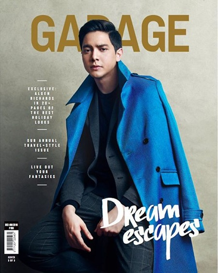 Alden Richards - Garage Dec-Jan 2016 3