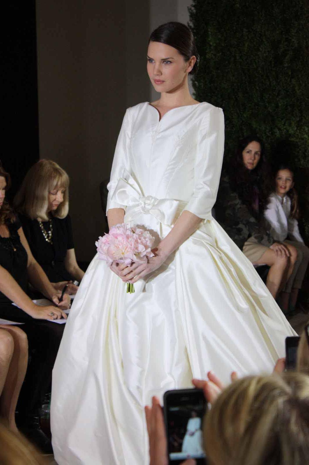 Carolina Herrera Bridal Spring