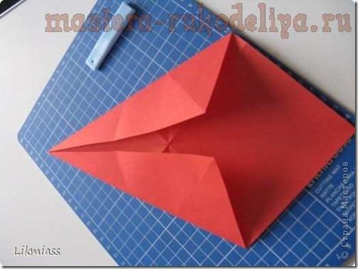 flor de pascua origami (8)