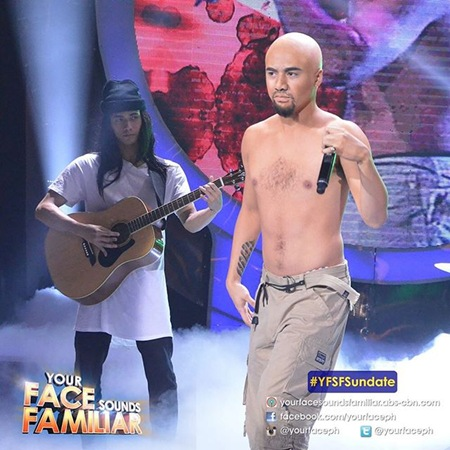 YFSF - Sam Concepcion as Dong Abay of Yano