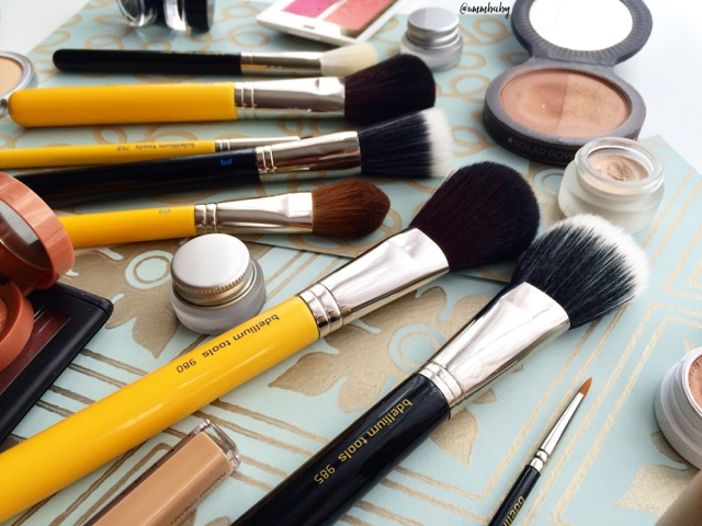 bdellium tools studio brushes vs maestro brushes review