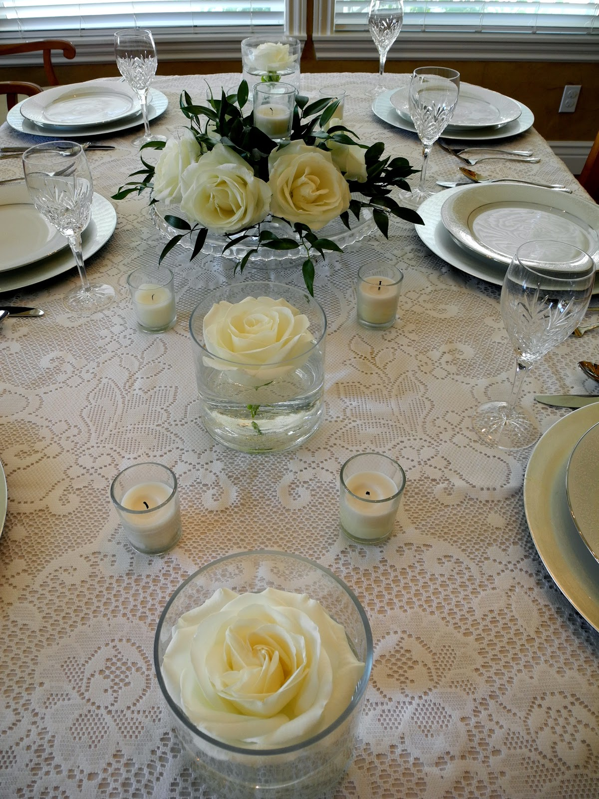 elegant centerpieces for