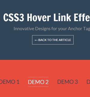 8 nuevos tutoriales de CSS3 para aplicar en tus sitios web