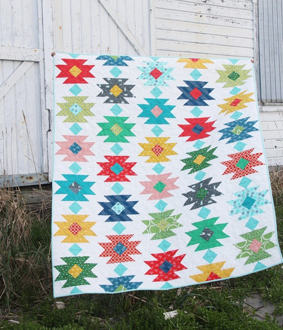 Tahoe Quilt, Cluck Cluck Sew