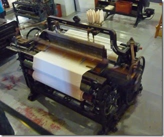 24 cotton weaving loom