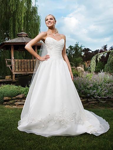 autumn wedding dress