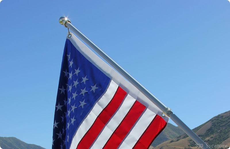 flag spinner pole
