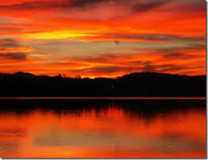 Sunset_Starnberger_See