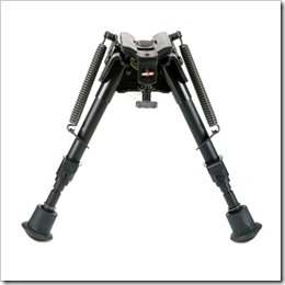Harris S-BRM Hinged Bipod