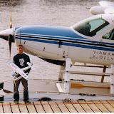 Hansesail Rostock zum Wasserfliegen