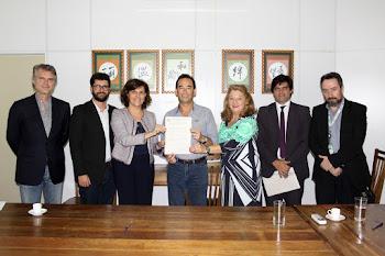 Prefeitura e Libbs assinam cooperação da 2ª fase do