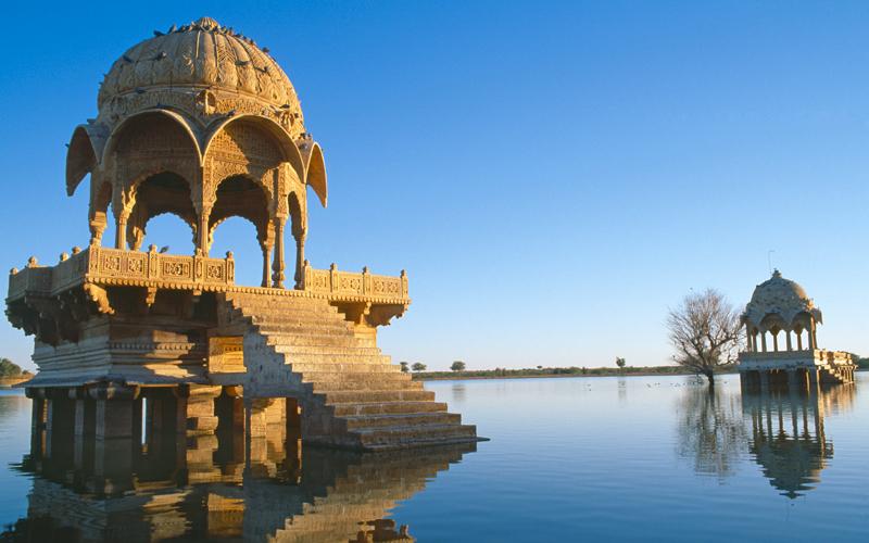Inde Du Nord Paysage 187 Vacances Arts Guides Voyages