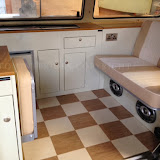 Gill & Tim's Bay window Camper