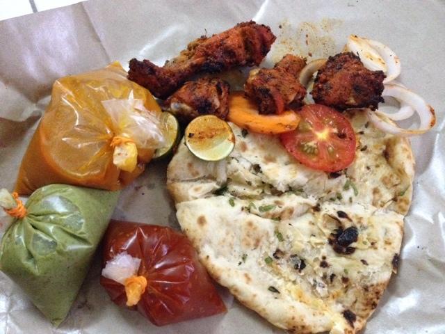 Ayam Tandoori Nan Cheese Restoren Hakim, Seksyen 7, Shah Alam