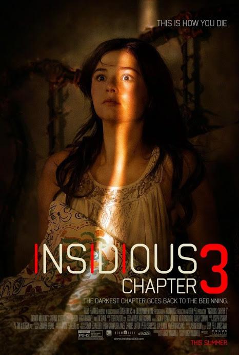 Παγιδευμένη Ψυχή: Κεφάλαιο 3 (Insidious: Chapter 3) Poster
