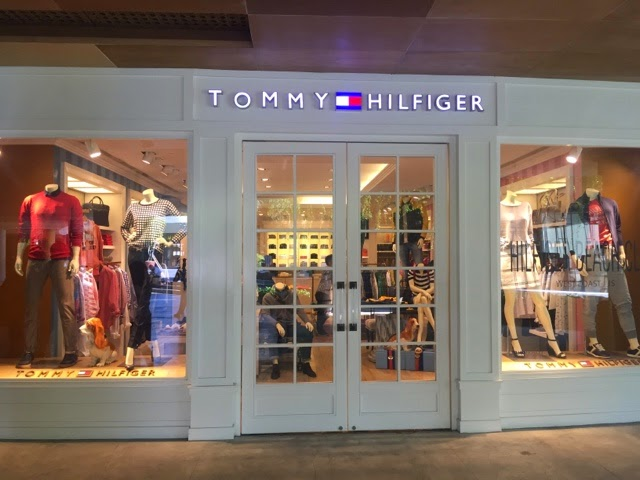 Sydney Fashion Hunter: Shopping In Bali - Tommy Hilfiger