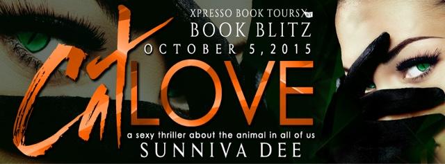 Book Blitz: Cat Love by Sunniva Dee