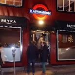 Kaffibarinn in Reykjavik in Reykjavik, Hofuoborgarsvaeoi, Iceland