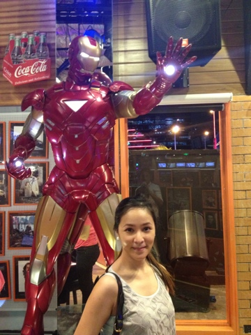 Star Movies Cafe Anne Curtis