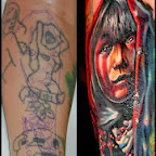 Indian arm cover up - Cover UP Tattoos Pictures