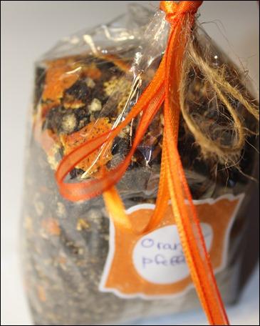 Orangensalz Orangenpfeffer DIY Gewürze selbstgemacht süße Verpackung 01